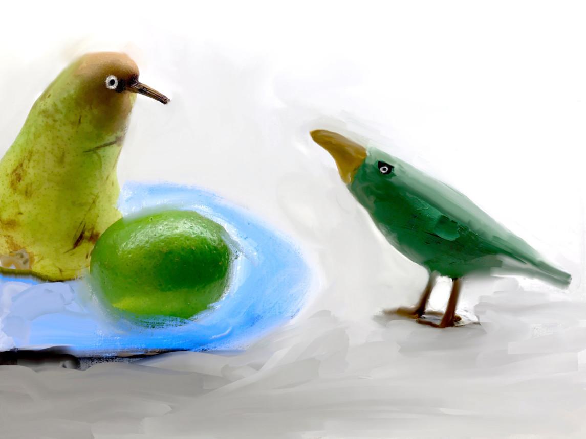 Strange Pear