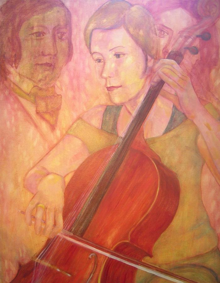 Musician - Louise King