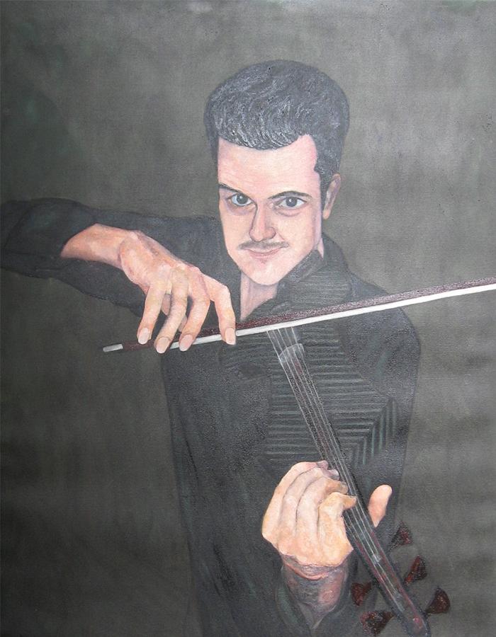 Musician - Shenton Gregory